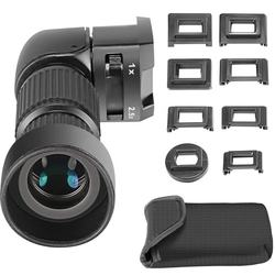 Kernel view finder 1x-2.5x camera Right Angle Finder viewfinder for Nikon DR-5 DR-6 Macro Astronomy