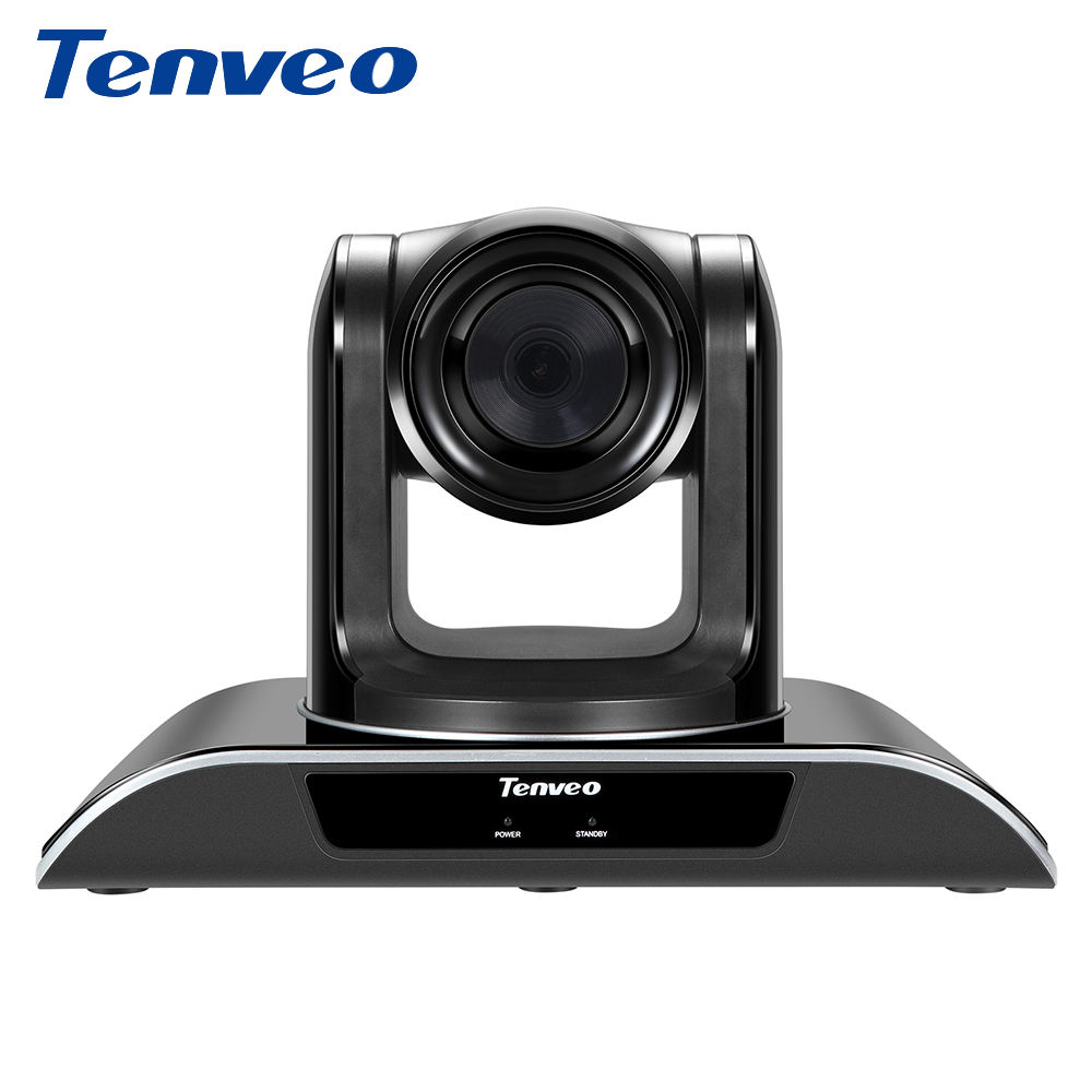 TEVO-VHD3U 360 degree auto tracking Full HD 3x optical zoom video conference camera for skype