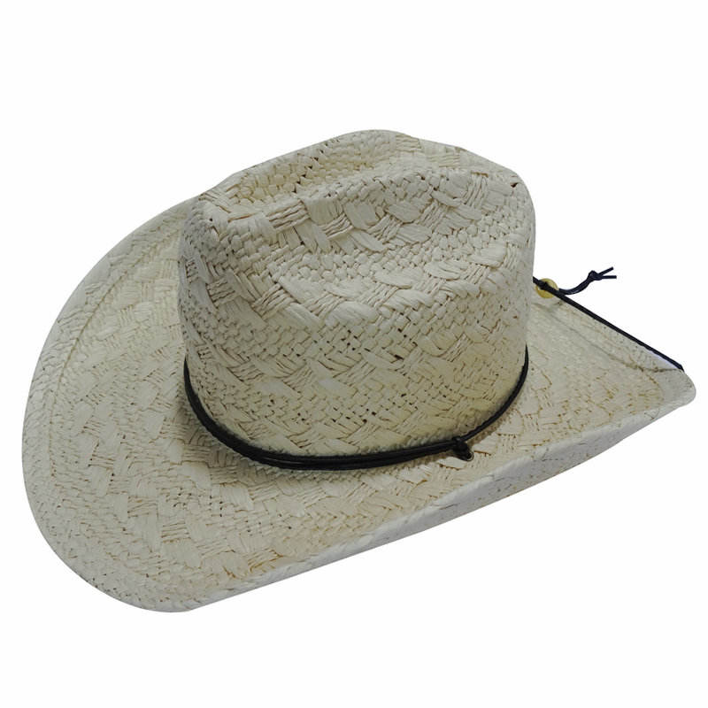 Straw Beachcomber Hawaiian Beach Hat Cowboy Sombrero Mexican Fancy Dress