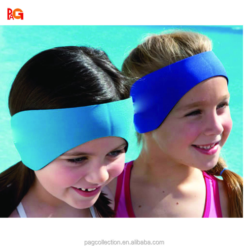 Swim Ear Band Fashion Sport Accessories Unisex Swimming Ear Band Head Band