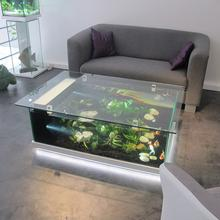 Home Decoration Glass Fish Tank Table Aquarium Factory