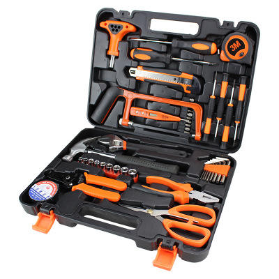 Excellent Customized Factory Price spanner set in tool box with Metal Screwdriver
