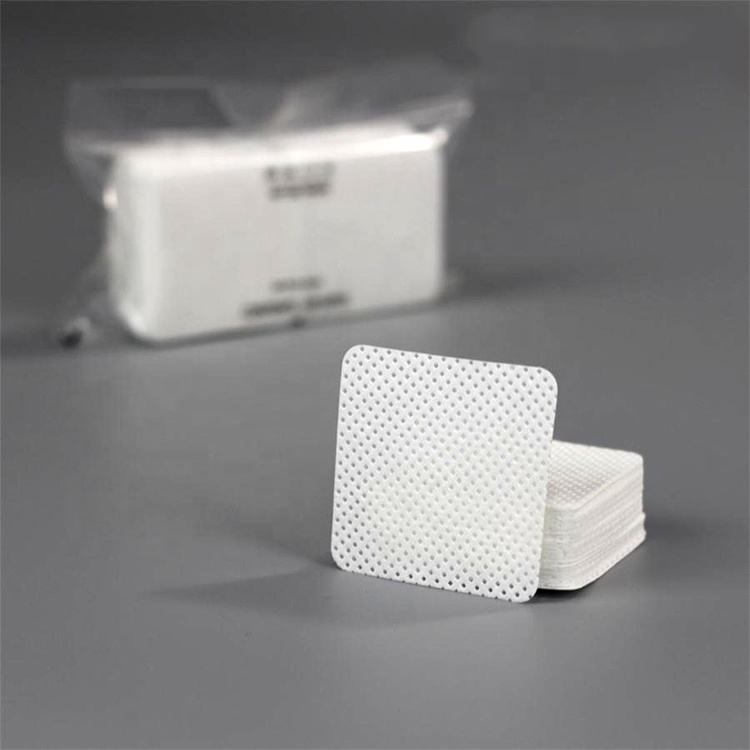 300pcs hot sale professional nail art wipes, lint free nail wipe, nail cotton wipes