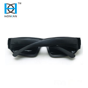 Protect eyes plastic solar eclipse glasses