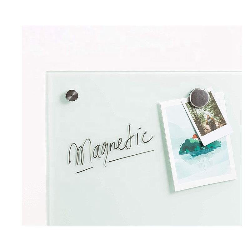 Glass writing board magnetic whiteboard