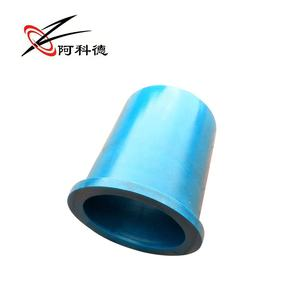 Rubber mixer bus nylon plastic bus