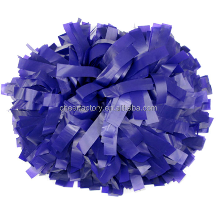 High quality cheerleading pom poms for cheerleader
