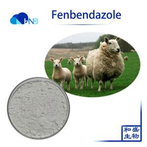 Factory Supply Veterinary Fenbendazole powder fenbendazole tablets price CAS 43210-67-9