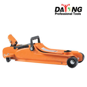 T070106 Low Profile Hydraulic Floor Trolley Car Jack 2Ton