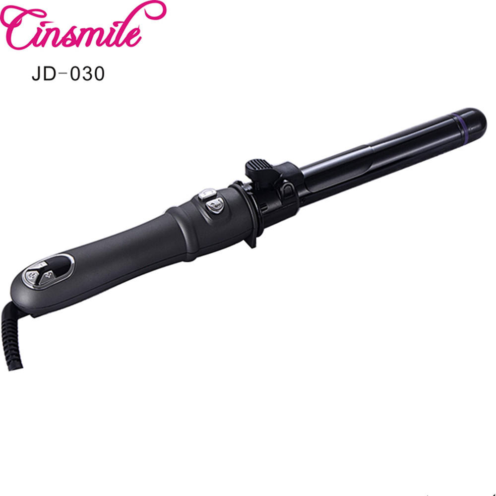 Professional different types hair curler brands, hair curling tools LM-030