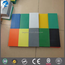 virgin hdpe thick plastic sheet/customized flexible cutting board /moldable uhmwpe sheet 10 mm uhmw pe block