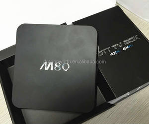 Amlogic s805 Android 4.4 Kikat hot selling download free mobile games 4k ultra output movies cartoon m8q tv box