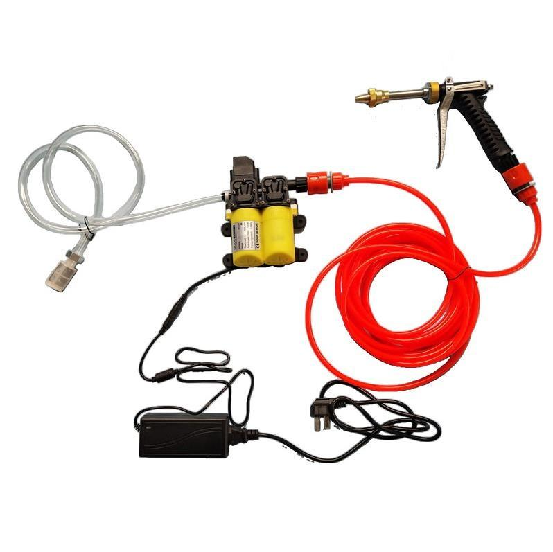electric Self-priming Factory Price Portable Car Wash Pump 12v high pressure car washer