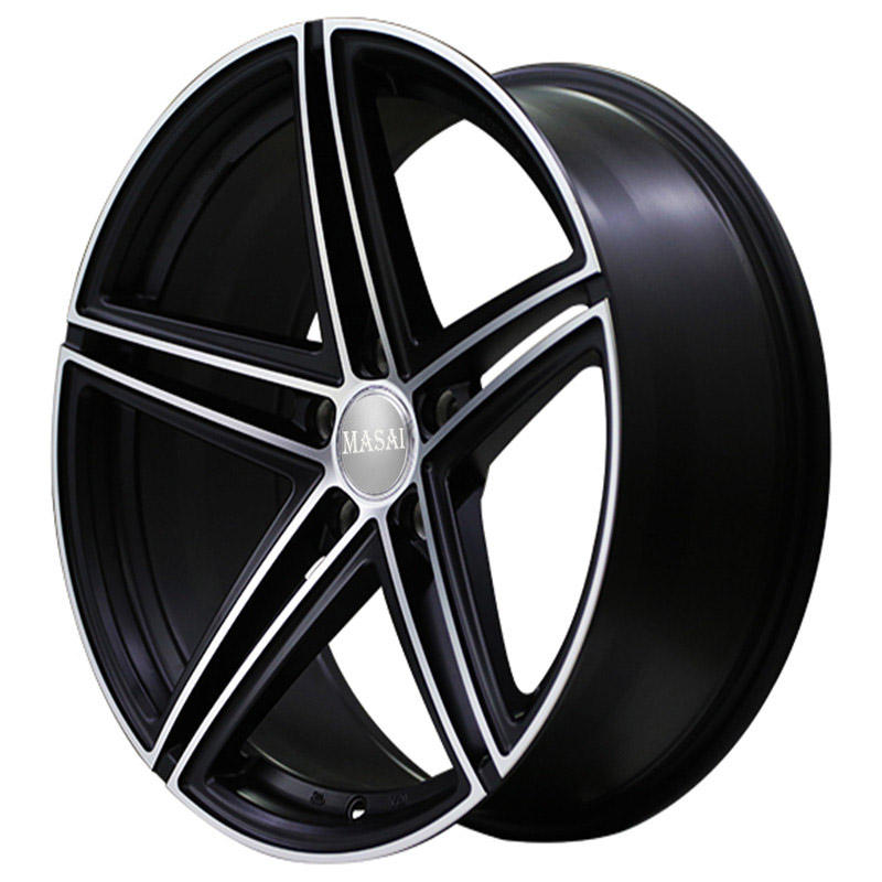 Top Quality Custom New Design Alloy Alloy Wheels For Cars