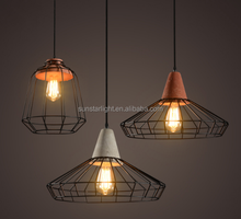 Loft Lamp Vintage Industrial Classical Metal Lampshade Pendant Lamp Droplight For Dining Light