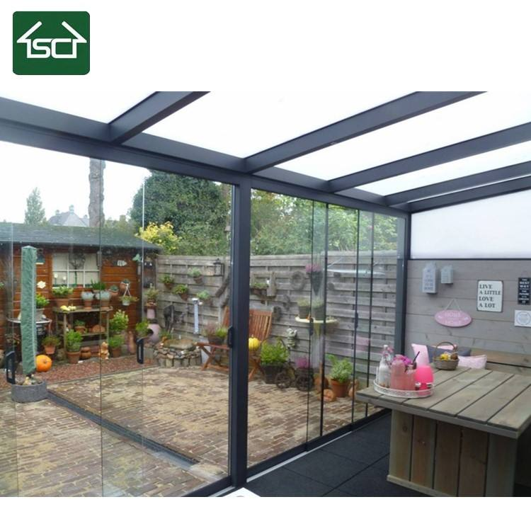 For sale Terrace Awning Patio Awnings Canopy For house With metal Frame And Polycarbonate Roof