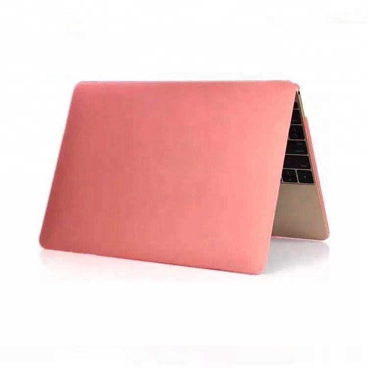 17 doorzichtige plastic hard case voor macbook pro, voor macbook pro case
