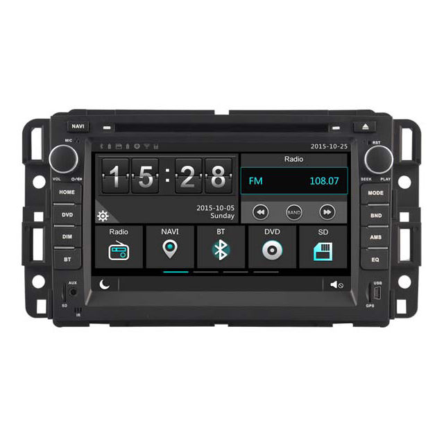 WITSON WINDOWS TOUCH SCREEN CAR DVD FOR GMC YUKON SUBURBAN TAHOE ACADIA