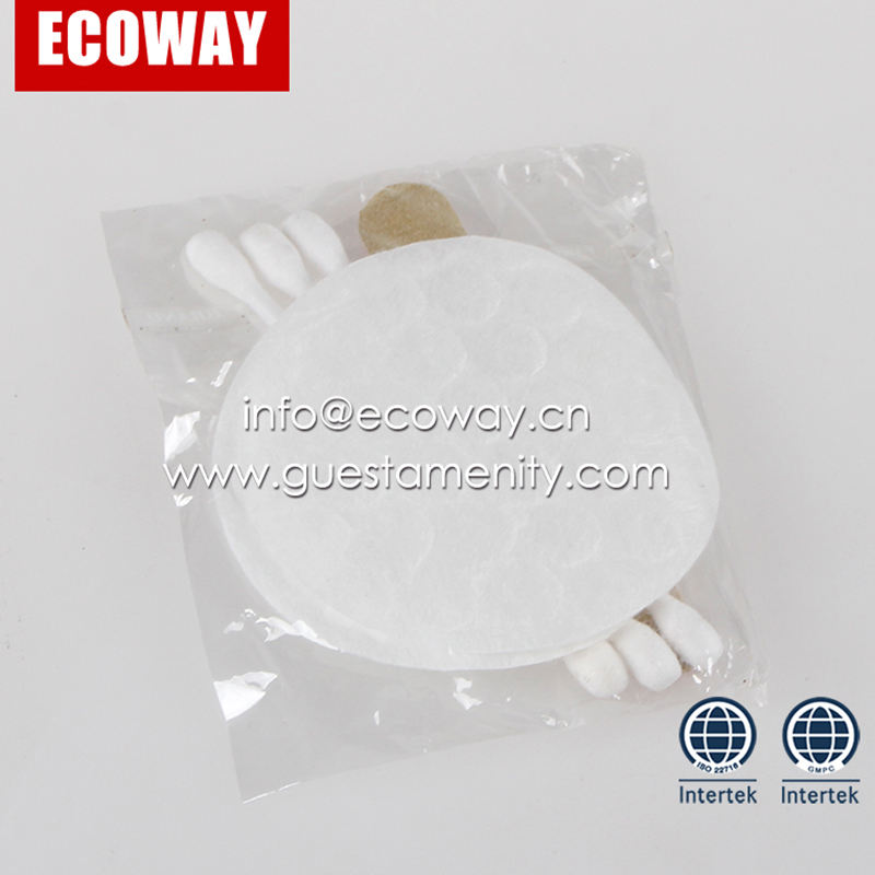 New products hotel supplies sterile cotton swabs hotel vanity kit