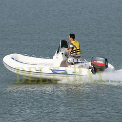 Rigid Hypalon Boat