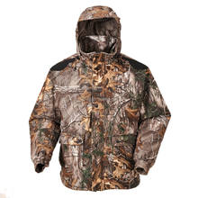 military waterproof and windproof camouflage hunting jacket