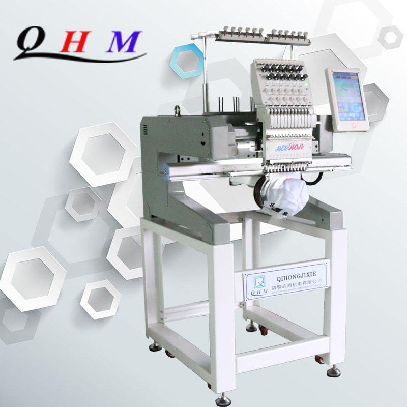 2020 New Embroidery Machine For Sale Automatic Quilting Embroidery Machine