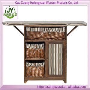 Bügeln Regal Holztisch Einheit Faltbare Nähen Bügeltisch