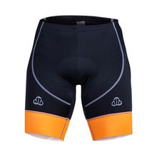 Custom Quality Bicycle Shorts Gel Padded Men's Bike Pants For Cycling