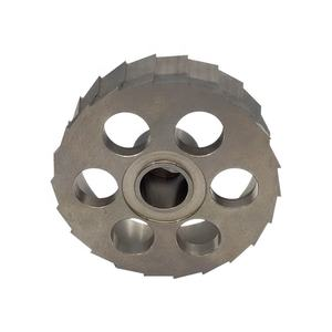 High precision induction Stainless Steel Grinding Spur Gear