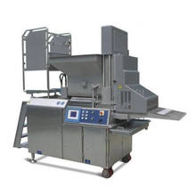 automatic chicken hamburger meat patty making machine for sale