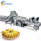 how do you make banana chips gas heating banana chips making line