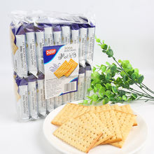 450g Milk Salt Soda Cracker Biscuits