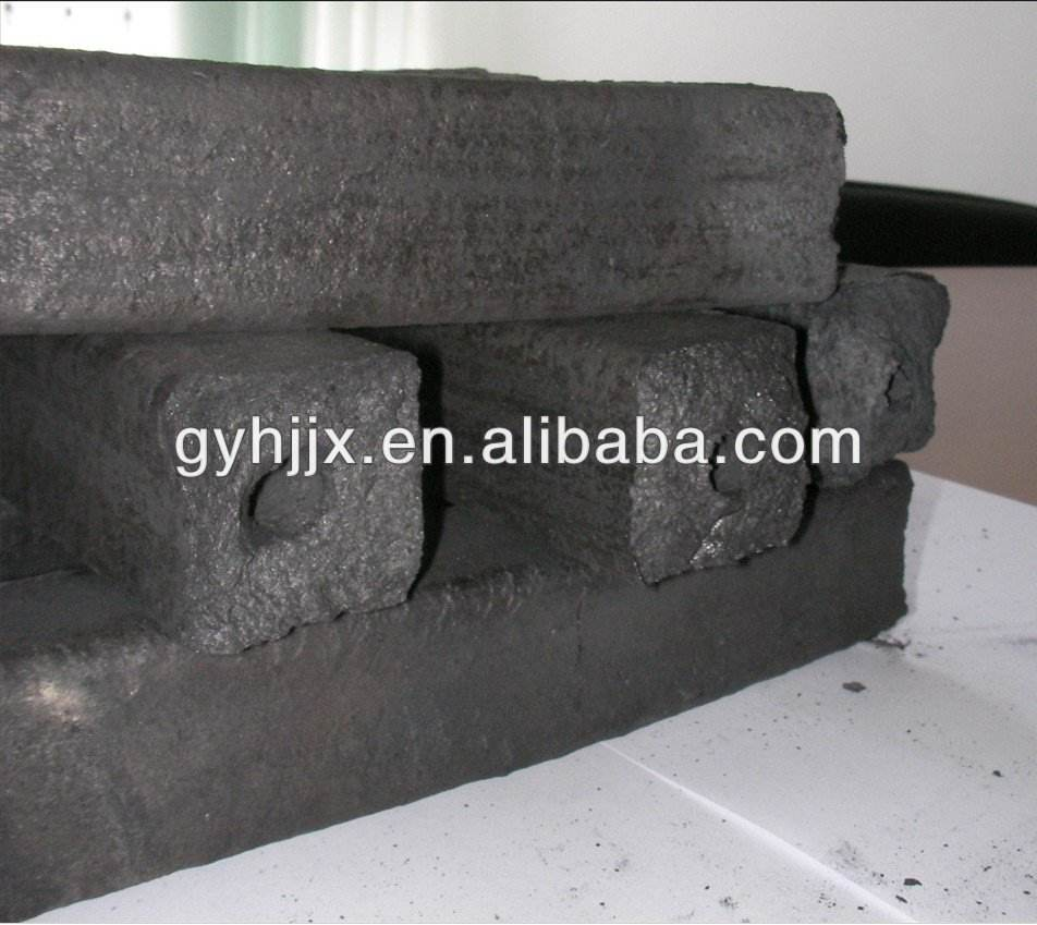 Manufacturer of sawdust charcoal China