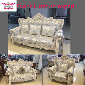 Model Klasik Royal Furniture Sofa Set