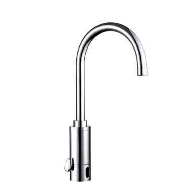 Fashion Faucets Auto Spout Battery Operated Faucet touchless sensor faucet