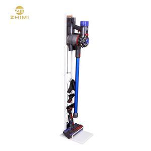 Free Punching Standing Type Home Vacuum Cleaner Hanger Storage Rack for Dyson V6 V7 V8 V10