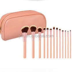 JDK professional makeup tool high quality 14 pieces taklon s
