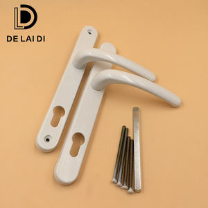 New design High quality upvc casement door window Zinc Aluminium alloy handle