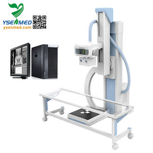 YSDR-U50 High frequency 50KW Hot Sale c-arm X-ray Machine digital U arm x-ray system with table