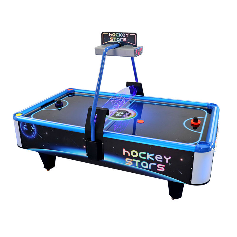 Muntautomaat air hockey tafel populaire air hockey spel tafel hot air hockey tafel