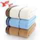 China Factory Wholesale 70*140 Dobby Jacquard Cotton Towels Baths