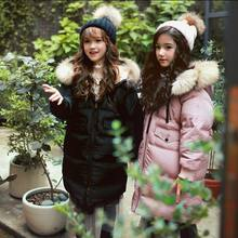 Wholesale Cheap Fashion Pant Dirt Winter Clothes Little Girls Coat