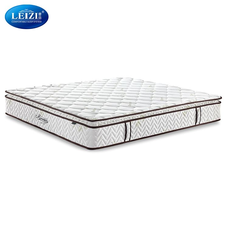 Sleeping Beauty Orthopedic Pocket Spring Bamboo Mattress For Sale