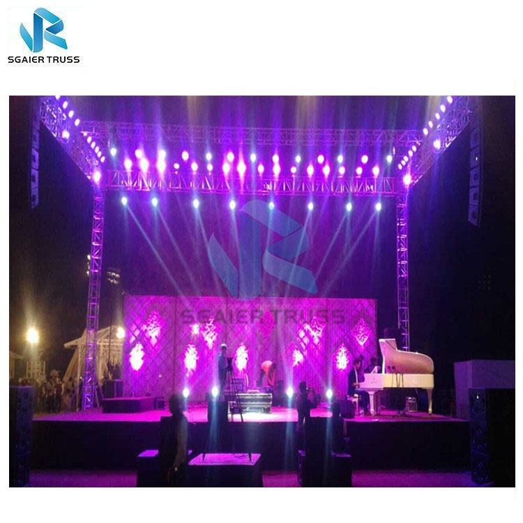 Hot Sale truss Event stage scene