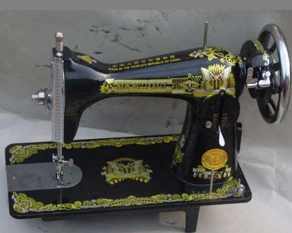 New Butterfly Brand household sewing machine JA2-1