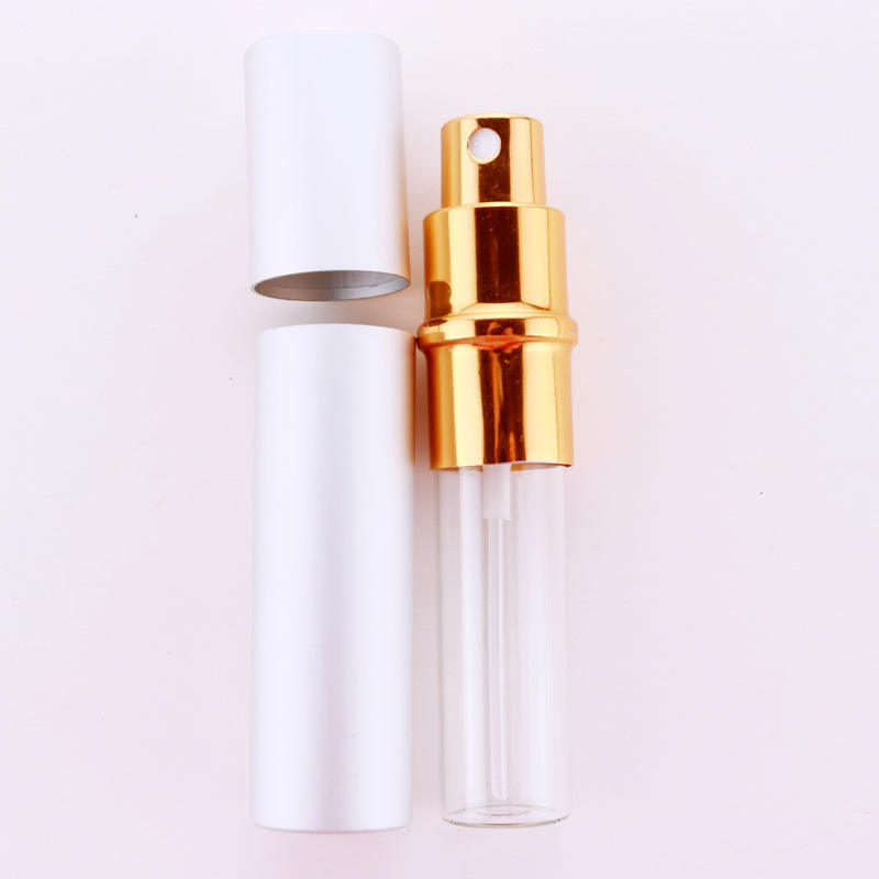 Hot Selling Perfume Bottles With Sprayer Pocket Perfume Spray Bottles Refillable Bottle Atomizer