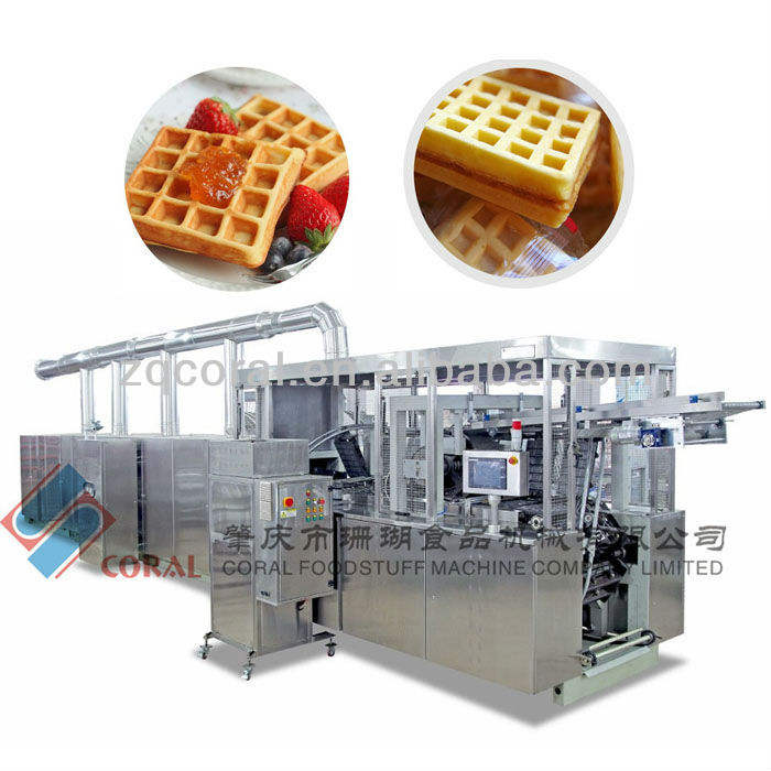 Coral Automatic Waffle making machine