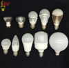 Energy saving bulbs with Fluorescent CFL and LED