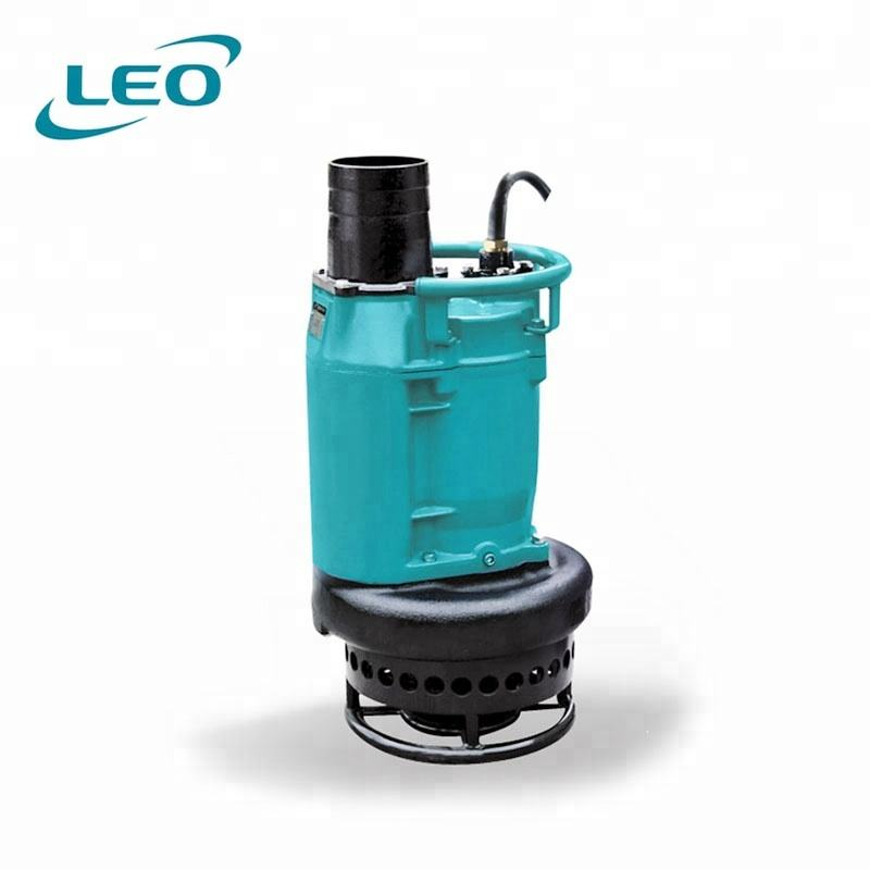 LEO High Power Transfer Sewage Water Kbs Submersible Slurry Pump