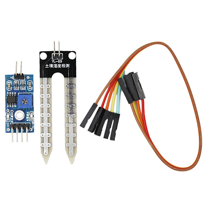 Soil Moisture Humidity Sensor Module Hygrometer Detection For Development Board DIY Module